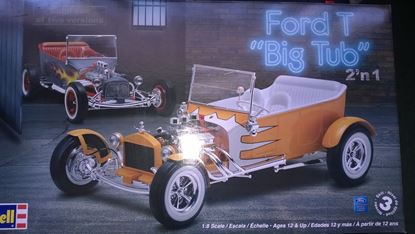 Picture of Ford T Big Tub